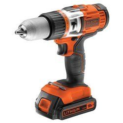 perceuse sans fil Black Decker EGBHP188BK