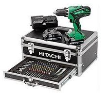 perceuse visseuse Hitachi KC18DJLF
