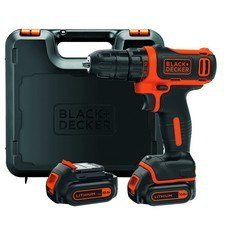 perceuse visseuse sans fil BLACK+DECKER BDCDD12KB-QW