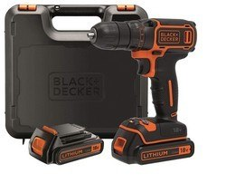Perceuse Sans Fil Black & Decker BDCDC18KB-QW